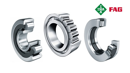 RDB Bearings wentellagers INA FAG: Cilinderrollagers
